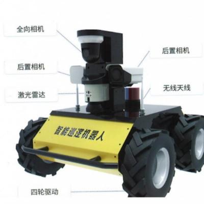 清投智能 安防机器人 安保机器人