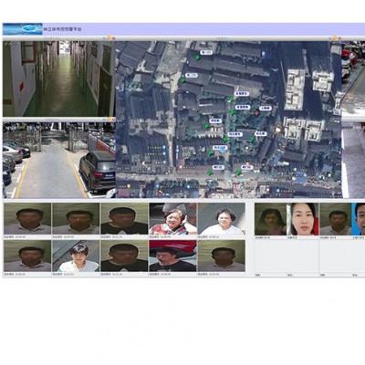 宙视达8K实景地图智能预警平台