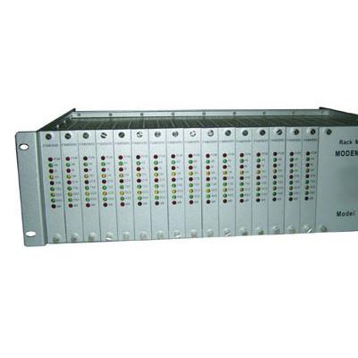 BKFUTURE系列工业级机架式调制解调器