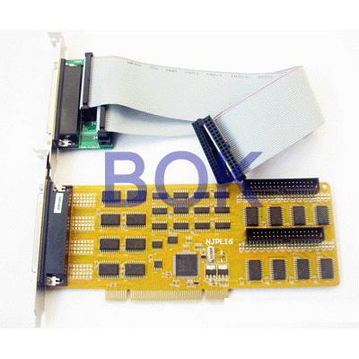 16口RS232串口扩展卡