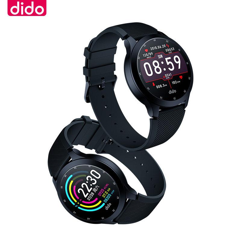智能运动手表男户外运动多功能计步跑步防水安卓测血压心率手环女适用于华为三星苹果手机使用