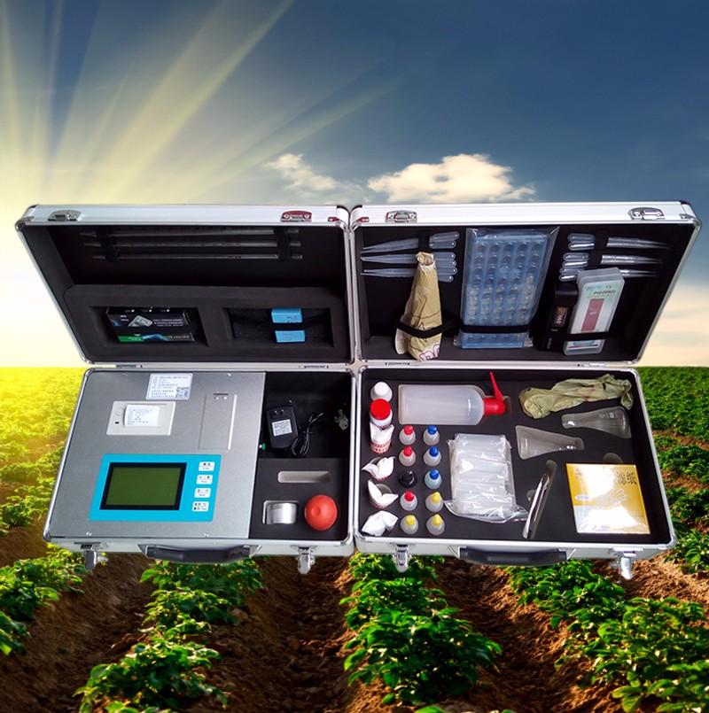 恒美HM-GP01高智能测土配方施肥仪