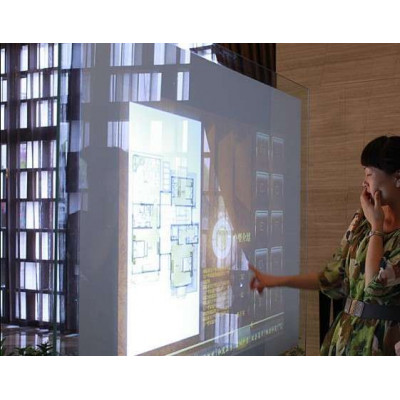 四维灏景展览展示全息成像全息纳米触摸