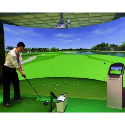 展览展示VR虚拟仿真虚拟高尔夫