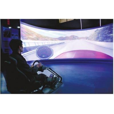 展览展示VR虚拟仿真虚拟驾驶单车飞行漂流