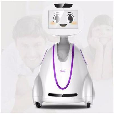 小暄智能机器人人工智能全自动多功能儿童机器人家庭管家智能陪伴