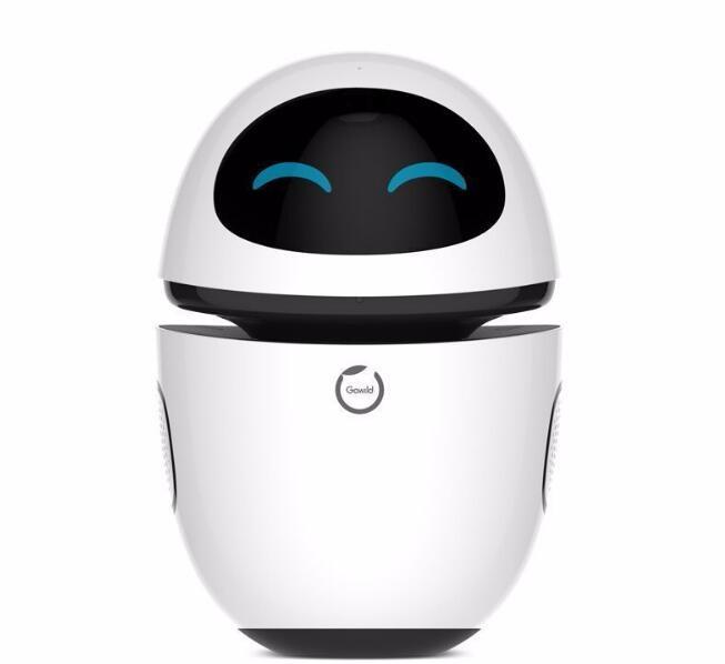 Gowild狗尾草公子小白智能机器人二代升级版