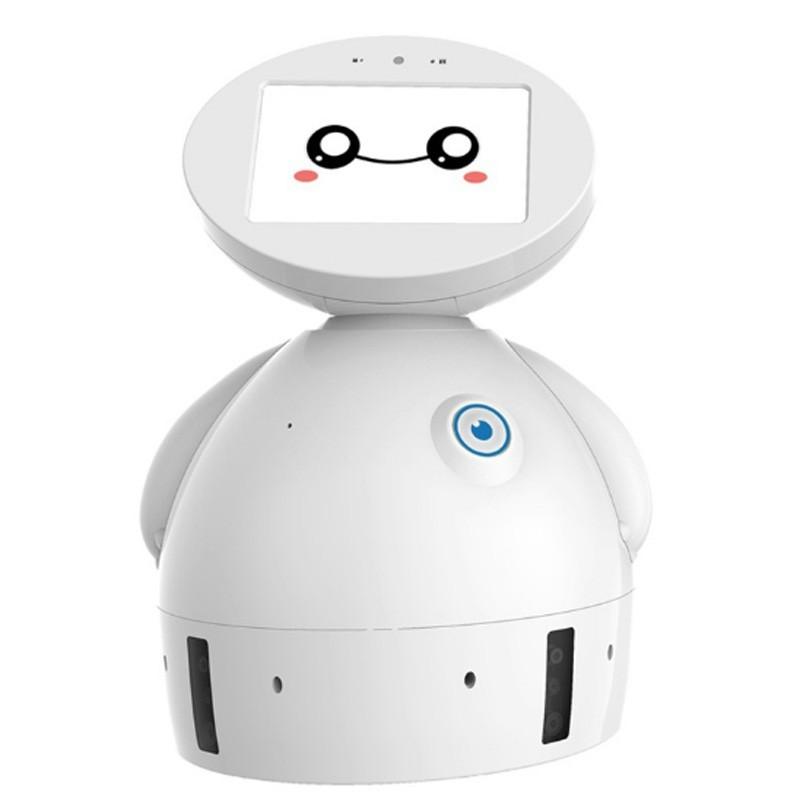 雷大白1c智能管家家居服务机器人儿童新年礼物早教语音互动玩具