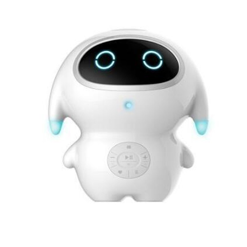 巴巴腾智能机器人儿童家用早教学习玩具中英对话语音陪伴机器人