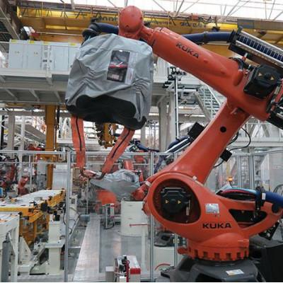 爱科思机器人发那科Fanuc安川库卡KUKA焊接机器人弧焊机器人点焊机器人