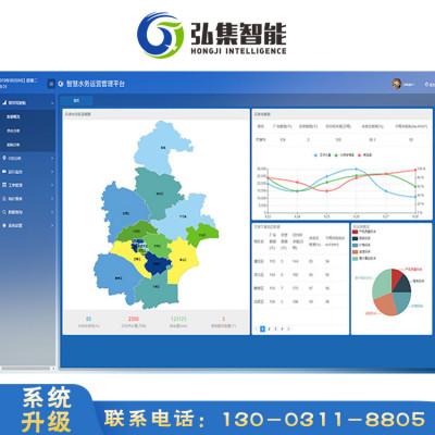 智慧水务 升级物联网云平台 水厂运行监控系统 上海厂家直销