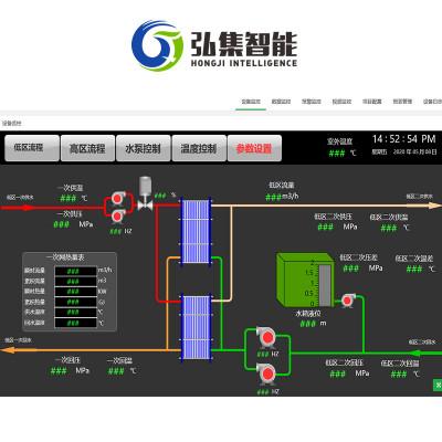 水质在线监测系统 供水取水 泵站自来水厂 加压泵站管网监测系统
