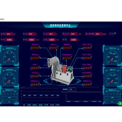 风机在线监测系统 震动监控分析系统 风机状态分析故障推送