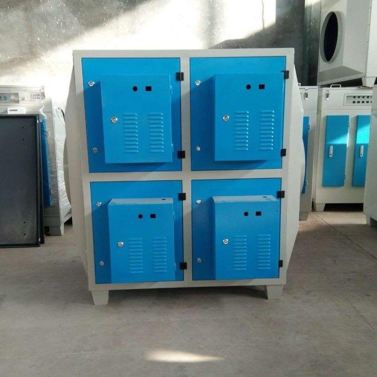 等离子废气处理设备、低温等离子有机废气处理设备