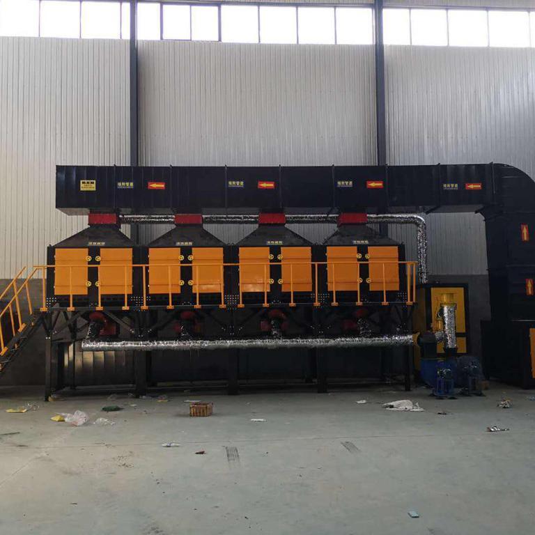 催化燃烧厂家,催化燃烧装置. RCO催化燃烧设备.工业废气治理设备