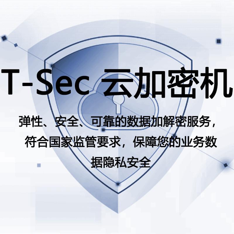 腾讯云T-Sec云加密机-云数据安全 数据加密服务 数据隐私安全