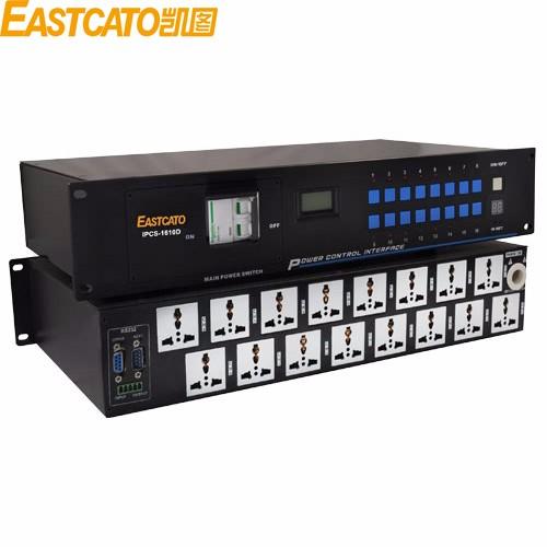 供应凯图IPCS-1610D、16通道电源控制界面