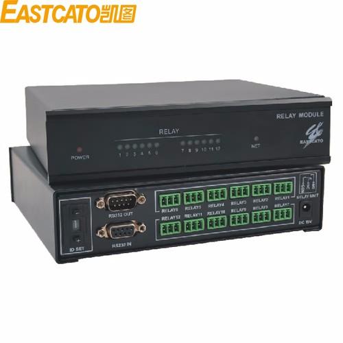 供应凯图IPCS-NREL8,8通道网络继电器箱