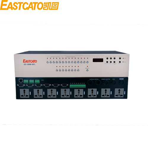 EASTCATO凯图EC-3200-SPL 影音集成中控,多媒体智能中控