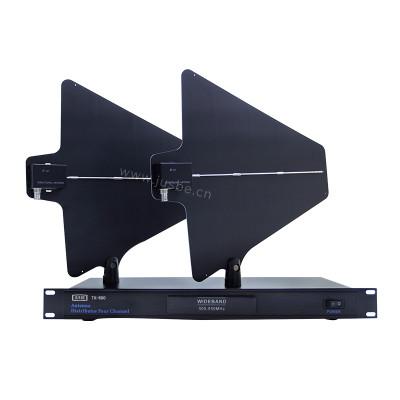 JUSBE佳比 TX-500 专业天线放大器 UHF天线分配器 麦克风信号放大器
