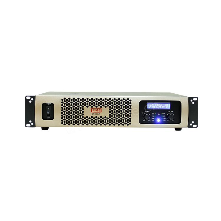 JUSBE佳比 CH400 纯后级功放 专业纯后级功率放大器 舞台演出