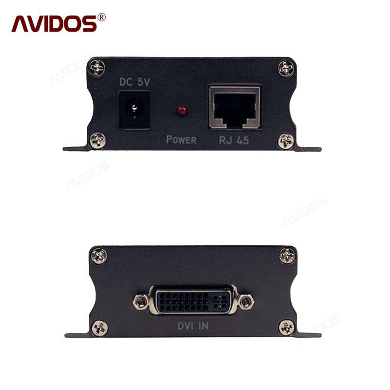中卜dvi网线传输50米 高清视频延长器 DVI网络延长器 厂家直销