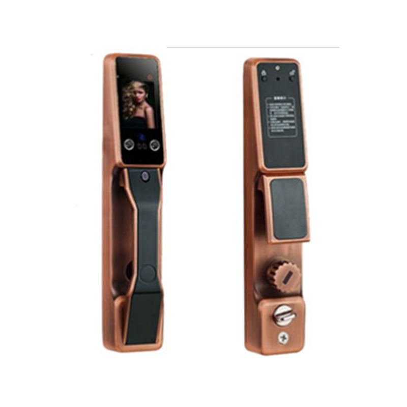 斯科道尔智能锁智能锁厂家防盗门锁安全级别批发指纹锁